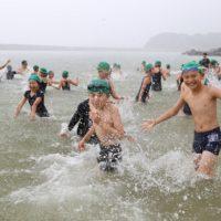 芦北町鶴ヶ浜海水浴場