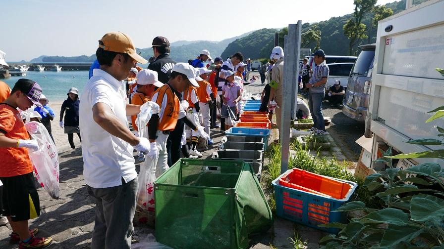 水俣市で海と川のクリーンアップ作戦! | 海と日本PROJECT in 熊本