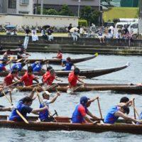 競り舟男子2